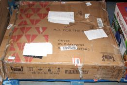 BOXED GAMING DESK (IMAGE DEPICTS STOCK)Condition ReportAppraisal Available on Request- All Items are