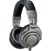BOXED AUDIO TECHNIA ATH M50 XGM HEADPHONES RRP £84.99Condition ReportAppraisal Available on Request-
