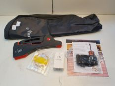 UNBOXED MARTIN SMITH GUITAR STAND AND GUITAR BAG & CLIP ON TUNER RRP £35Condition ReportAppraisal