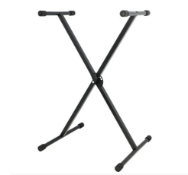 BOXED ROCKET HEIGHT ADJUSTABLE KEYBOARD STAND RRP £26Condition ReportAppraisal Available on Request-