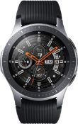 SAMSUNG GALAXY WATCH 46MM BLUETOOTH RRP £220 (POWERS ON)Condition ReportAppraisal Available on
