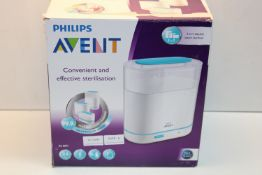 BOXED PHILIPS AVENT BOTTLE STERILISER RRP £39.99Condition ReportAppraisal Available on Request-