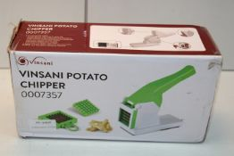 BOXED VINSANI POTATO CHIPPER 0007357 Condition ReportAppraisal Available on Request- All Items are
