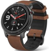 AMAZFIT WATCH WITH BUILT IN GPS RRP £107.99Condition ReportAppraisal Available on Request- All Items