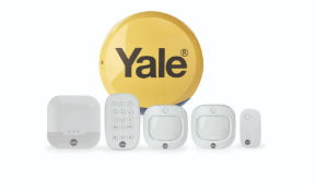 YALE LIVING SYNC SMART HOME ALARM FAMILY KIT RRP £269Condition ReportAppraisal Available on Request-