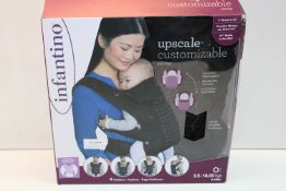 BOXED INFANTINO UPSCALE CUSTOMIZABLE CARRIER RRP £42.98Condition ReportAppraisal Available on