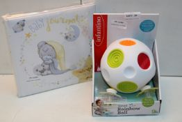 2X ASSORTED ITEMS BY INFANTINO & OTHER (IMAGE DEPICTS STOCK)Condition ReportAppraisal Available on