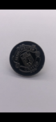 Manchester United tie / lapel pin badge with back clip No Reserve