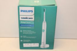 BOXED PHILIPS SONICARE EASYCLEAN SONIC TOOTHBRUSH RRP £69.99Condition ReportAppraisal Available on