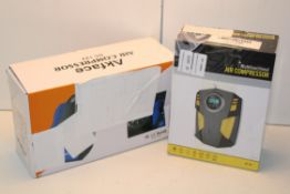 2X BOXED ASSORTED TYRE INFLATORS (IMAGE DEPICTS STOCK)Condition ReportAppraisal Available on