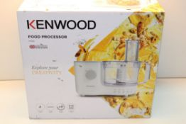BOXED KENWOOD FOOD PROCESSOR FP120 RRP £37.95Condition ReportAppraisal Available on Request- All