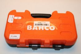 BAHCO S330 SOCKET SET Condition ReportAppraisal Available on Request- All Items are Unchecked/