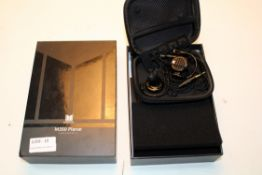 BOXED MONOLITH M350 PLANAR EARPHONES RRP £106.99Condition ReportAppraisal Available on Request-