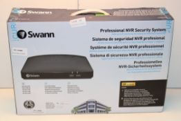 BOXED SWANN PROFESSIONAL NVR SECURITY SYSTEM RRP £299.00Condition ReportAppraisal Available on