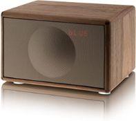 BOXED, BRAND NEW GENEVA CLASSIC S, FM/DAB/BLUETOOTH SPEAKER, WALNUT, MODEL- A151, RRP-£250.