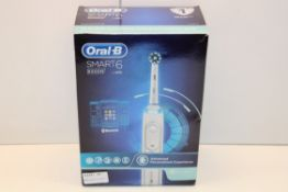 BOXED ORAL B SMART 6 6000N POWERED BY BRAUN TOOTHBRUSH RRP £104.92Condition ReportAppraisal