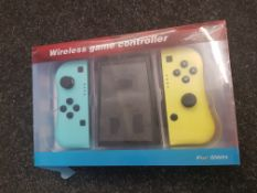 BOXED WIRELESS GAME CONTROLLERCondition ReportAppraisal Available on Request- All Items are