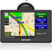 BOXED AWESAFE SATNAV (POWERS ON) RRP £75 Condition ReportPOWERS ON