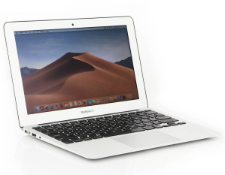 UNBOXED REFURBISHED MACBOOK AIR 11.5 INCH (POWERS ON) RRP £319Condition ReportREFURBISHED