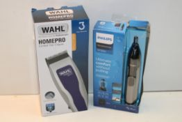 2X BOXED ITEMS BY PHILIPS & WAHL Condition ReportAppraisal Available on Request- All Items are