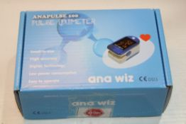 BOXED ANAPULSE 100 PULSE OXIMETERCondition ReportAppraisal Available on Request- All Items are