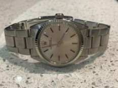 Rolex- Stainless Steel Watch- Oyster Perpetual- 31mm