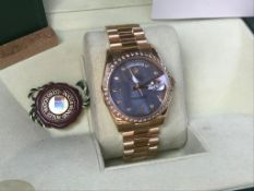 2005 Rolex Day Date- 36mm- Current Model