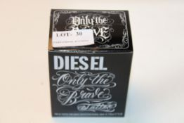 BOXED DIESEL ONLY THE BRAVE TATTOO EAU DE TOILETTE 50ML Condition ReportAppraisal Available on
