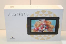 BOXED XP-PEN ARTIST 13.3 PRO PEN DISPLAY GRAPHICS TABLET RRP £299.00Condition ReportAppraisal