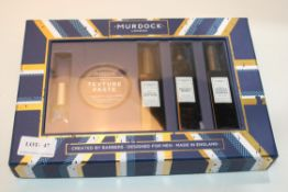 BOXED MURDOCK BARBER MADE GIFT SET Condition ReportAppraisal Available on Request- All Items are