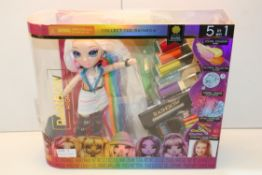 BOXED COLLECT THE RAINBOWS DOLL 5-IN-1Condition ReportAppraisal Available on Request- All Items