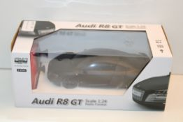BOXED AUDI R8 GT SCALE 1:24 RADIO CONTROL Condition ReportAppraisal Available on Request- All