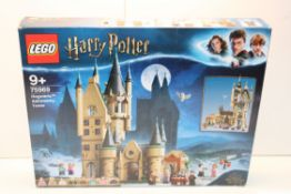 BOXED LEGO HARRY POTTER HOGWARTS ASTRONOMY TOWER 75969 RRP £69.99Condition ReportAppraisal Available