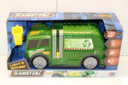 BOXED TEAMSTERZ TOY DUMP TRUCK Condition ReportAppraisal Available on Request- All Items are