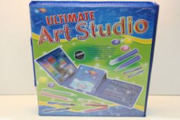 BOXED ULTIMATE ART STUDIO Condition ReportAppraisal Available on Request- All Items are Unchecked/