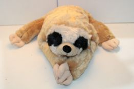 UNBOXED PLUSH SLOTH TOY Condition ReportAppraisal Available on Request- All Items are Unchecked/