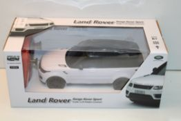 BOXED LAND ROVER RANGE ROVER SPORT SCALE 1:24 RADIO CONTROL Condition ReportAppraisal Available on