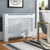 BOXED GALGHARD MEDIUM RADIATOR COVER RRP £55.99 (910)Condition ReportAppraisal Available on Request-