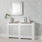 BOXED HAYES RADIATOR COVER 62CM RRP £56.99 (908)Condition ReportAppraisal Available on Request-