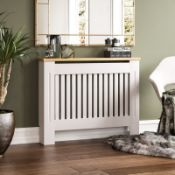 BOXED BEACSFIELDS RADIATOR COVER 80CM RRP £34.29 (913)Condition ReportAppraisal Available on