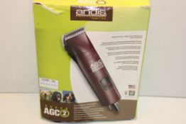 BOXED ANDIS PROFESSIONAL SUPER AGC 2 PET TRIMMER RRP £157.95Condition Report Appraisal Available