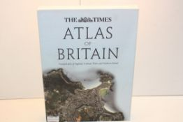 THE TIMES ATLAS OF BRITAIN Condition Report Appraisal Available on Request- All Items are