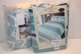 2X ASSORTED BEDDING ITEMS (IMAGE DEPICTS STOCK)Condition ReportAppraisal Available on Request- All