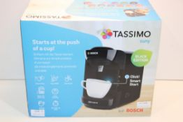 BOXED BOSCH TASSIMO SUNY POD COFFEE MACHINE RRP £89.00Condition ReportAppraisal Available on