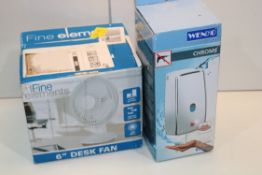 2X BOXED ASSORTED ITEMS (IMAGE DEPICTS STOCK)Condition ReportAppraisal Available on Request- All