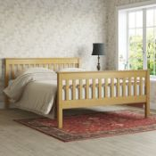 BOXED HEARTHSTONE BEDFRAME SIZE DOUBLE RRP £155.99 Condition ReportAppraisal Available on Request-