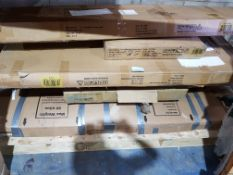 ONE PALLET OF PART LOTS NO ITEMS ON THIS PALLET ARE A FULL SET (WILL NEED OVERSIZED PALLET