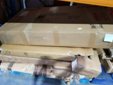ONE PALLET OF PART LOTS NO ITEMS ON THIS PALLET ARE A FULL SET (WILL NEED PALLET DELIVERY OR