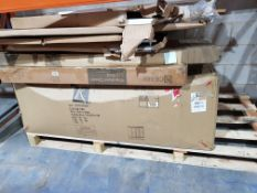 ONE PALLET OF PART LOTS NO ITEMS ON THIS PALLET ARE A FULL SET (WILL NEED OVERSIZEDPALLET DELIVERY