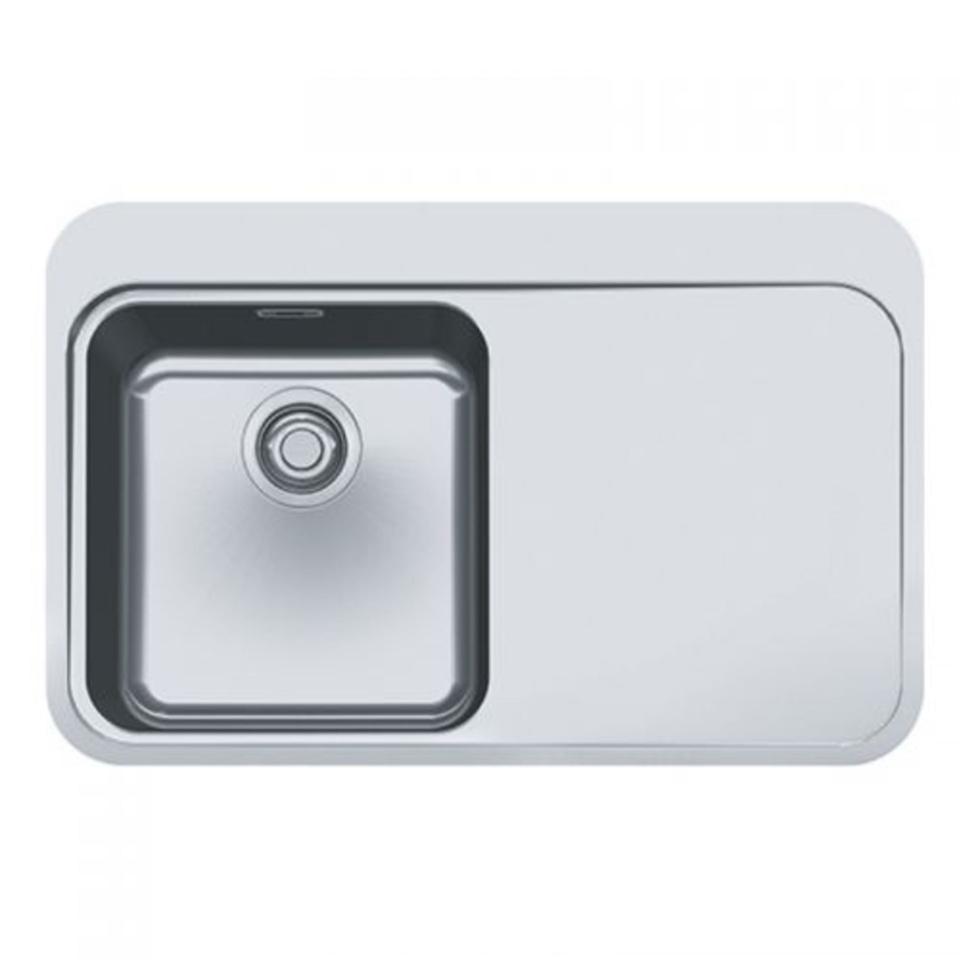 Boxed Brand New Factory Sealed Franke Sink- Model- SNX 211 780x510mm, RRP-£295.00